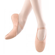 MOLESEY SCHOOL OF DANCE LEATHER BALLET SHOES
