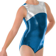 TAPPERS & POINTERS GYM/11 SHINE PANEL LEOTARD