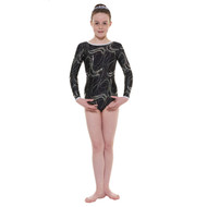 TAPPERS & POINTERS GYM/36 CARNIVAL LEOTARD Jr