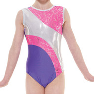 TAPPERS & POINTERS GYM/37 CARNIVAL LEOTARD
