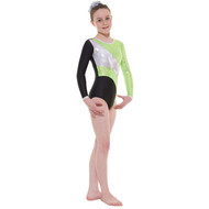 TAPPERS & POINTERS GYM/38 CARNIVAL LEOTARDS Jr