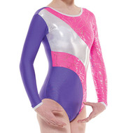 TAPPERS & POINTERS GYM/38 CARNIVAL LEOTARD