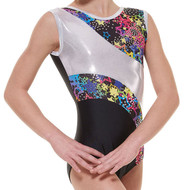 TAPPERS & POINTERS GYM/39 CARNIVAL LEOTARD