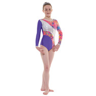 TAPPERS & POINTERS GYM/40 CARNIVAL LEOTARD Jr