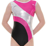 TAPPERS & POINTERS GYM/41 CARNIVAL LEOTARD