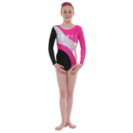 TAPPERS & POINTERS GYM/42 CARNIVAL LEOTARD Jr