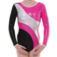 TAPPERS & POINTERS GYM/42 CARNIVAL LEOTARD