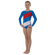 TAPPERS & POINTERS GYM/1 FLYING THE FLAG LEOTARD Jr