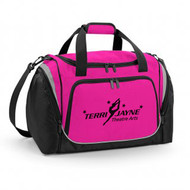 TERRI JAYNE BRANDED HOLDALL (MEDIUM) Includes 3 Letters