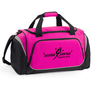 TERRI JAYNE BRANDED HOLDALL (LARGE) Includes 3 Letters