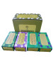 A Box set of natural Moisturising Shea Butter hand made soap. This set is ideal for this season. All soaps are individually boxed and ready to give.