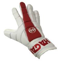 H-3 Hagan Hockey Glove (Red/White)