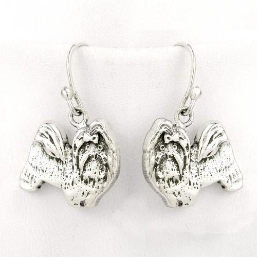 Shih Tzu Earrings