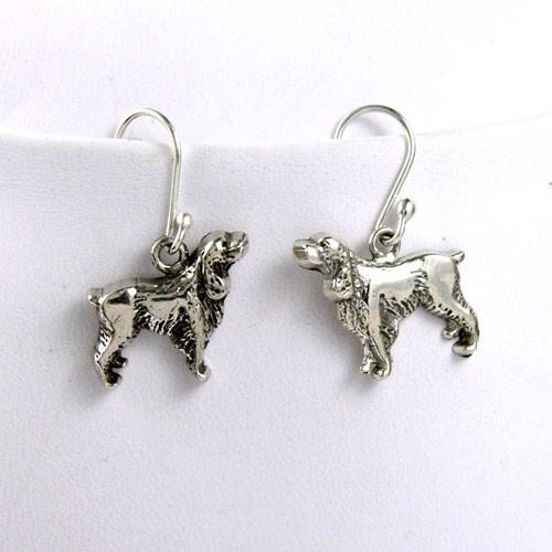 Springer Spaniel Earrings