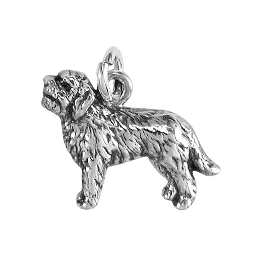 Goldendoodle Small Charm