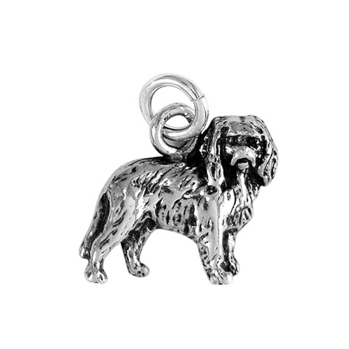 Cavalier King Charles Small Charm