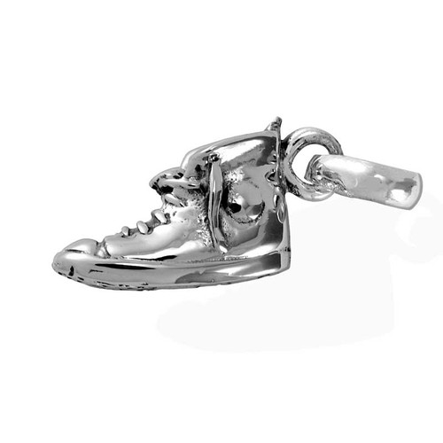 High Top Sneaker Charm
