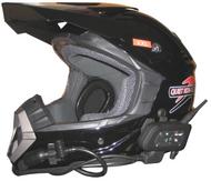 Deluxe Fiberglass Motocross Helmet - NEW!