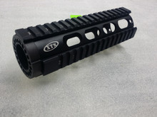 "7"" Universal AR-15 free floating quad rail"
