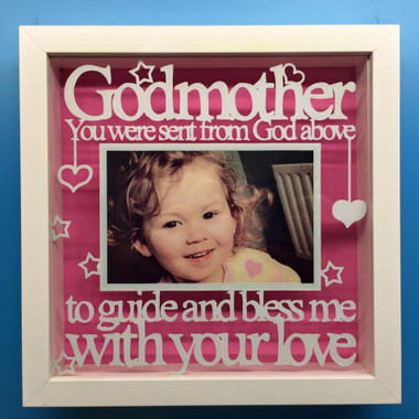 home precious frames godmother frame image 1