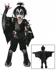 KISS Costume - Gene Simmons ALIVE CHILD