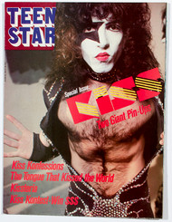 KISS Magazine - Teen Star 1978, issue #2 (paul)