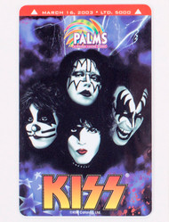 KISS Palms Hotel Key Card