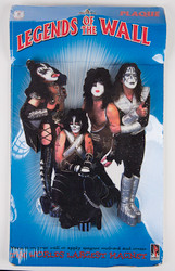 KISS Magnet - Legends of the Wall Plaque Jumbo Magnet
