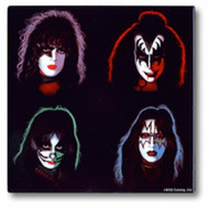 KISS Ceramic Tile - KISS Solo Faces