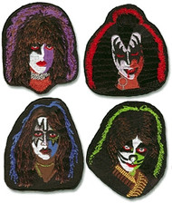 KISS Patch Set - Solo Faces
