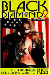 KISS Book - Black Diamond 2
