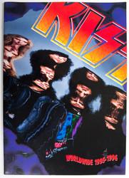 KISS Tourbook - Japan 95