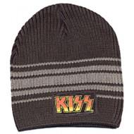 KISS Knit Cap - Logo Patch