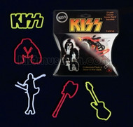 KISS Rubber Bandz Bracelets - Collector's Pack 2