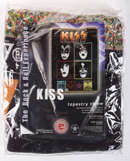 KISS Blanket - Icon Faces