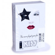 KISS Him/Her Postcard Brick of 200