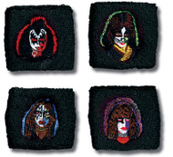 KISS Wristbands - Solo Faces