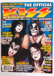 KISS Magazine - Official KISS ALIVE Magazine '96, (7/10)