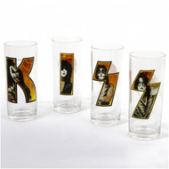 KISS Hiball Glass Set