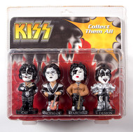 KISS Bobble Dobbles MINI box set of 4 - ANIMATION IN MOTION