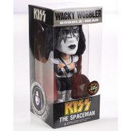 KISS Wacky Wobbler Bobble Head Figure - Ace GLOW CHASE VARIANT