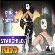 KISS Figure - Paul Stanley Starchild, Love Gun, 12 inch