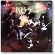 KISS Ceramic Tile - Alive