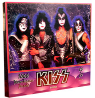 KISS Puzzle - Purple Reunion