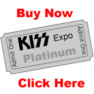 New Jersey KISS Expo 2016 Tickets - PLATINUM, (pre-order tickets picked up at show)