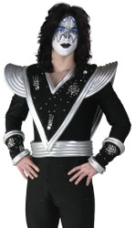 KISS Adult Costume - Ace Frehley DESTROYER