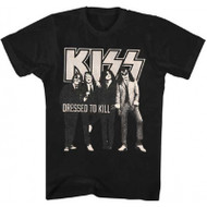 KISS T-Shirt - Dressed to Kill