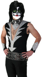 KISS Adult Costume - Peter Criss DESTROYER
