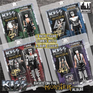 "KISS MONSTER Figures - 8"" (set of 4)"