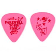 KISS Guitar Pick - Ace Frehley City Pick, Osaka (pink)